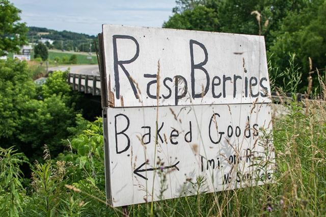 Raspberries-Baked-Goods