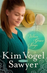 An interview with Kim Vogel Sawyer, Author of When Grace Sings