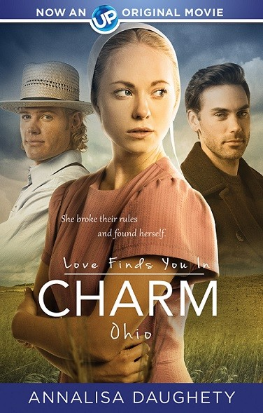 Have you read Love Finds You In Charm, Ohio? Did you know that it is going to be a movie?! It was filmed right here in Sugarcreek and Charm. Love that! Want to win a copy? Sure you do! Details on how to enter are at the end of the post.(love-finds-you-in-charm-uptv-movie)