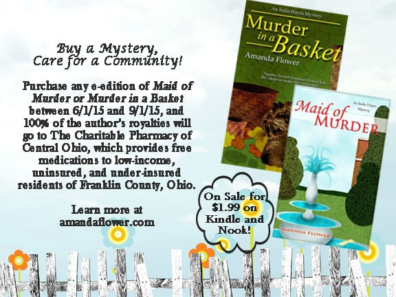 Buy a mystery and care for a community!