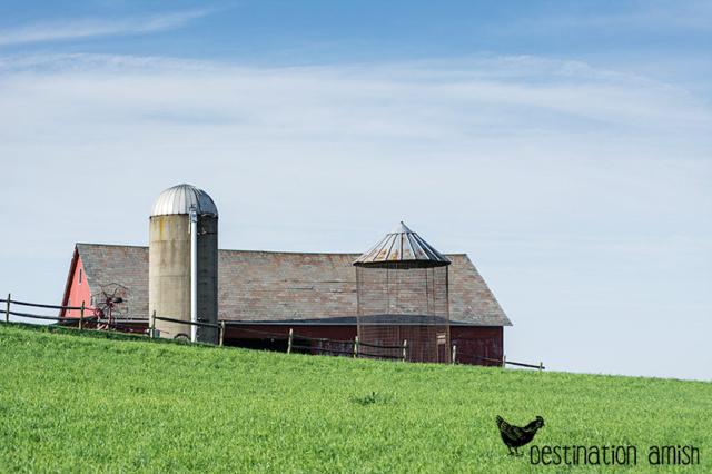 Red-Ohio-Amish-Barn