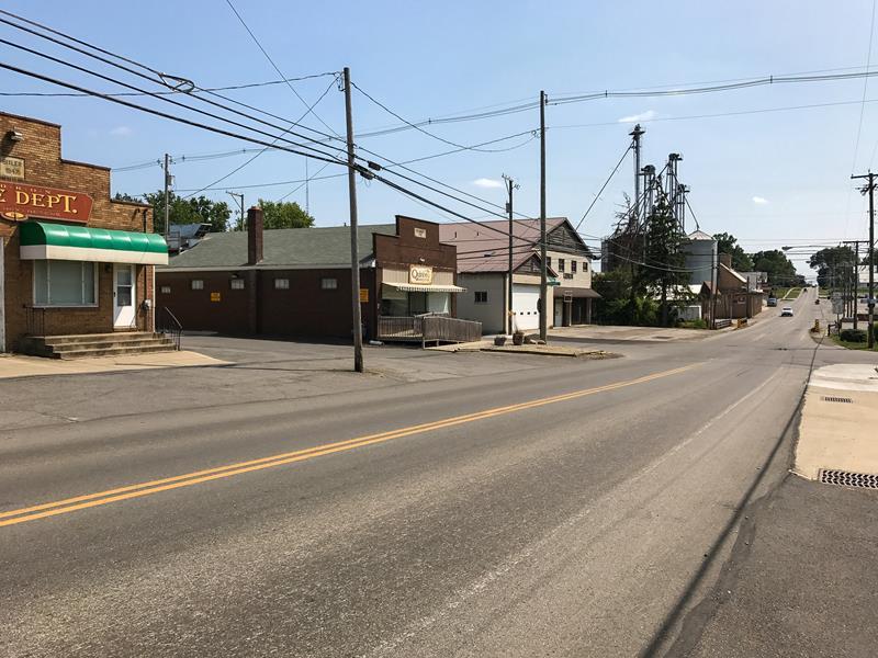 Kidron-Ohio