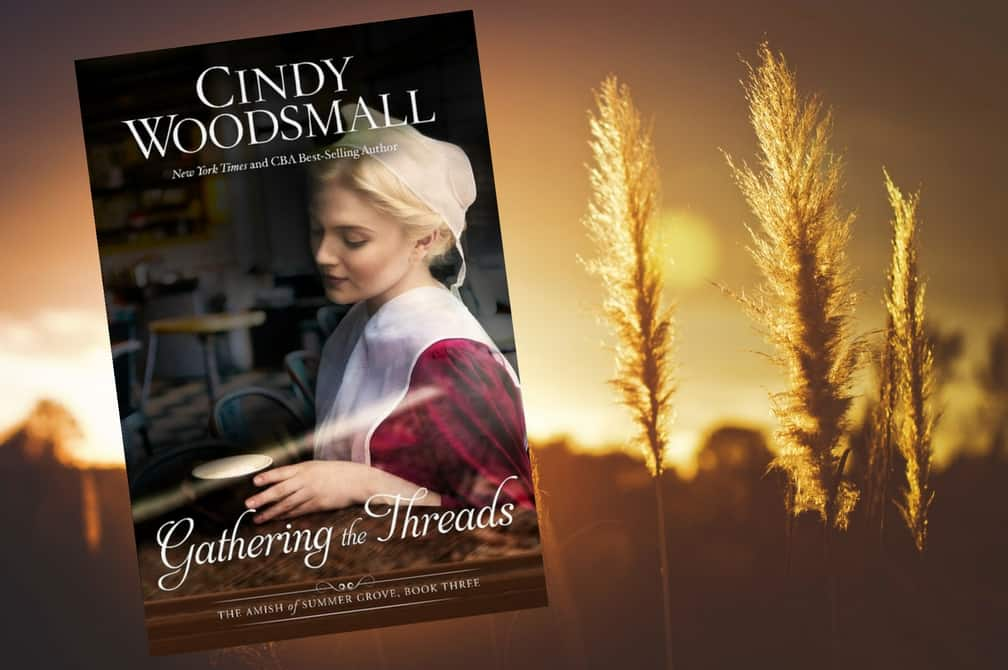Part 1 of an interview with Cindy Woodsmall