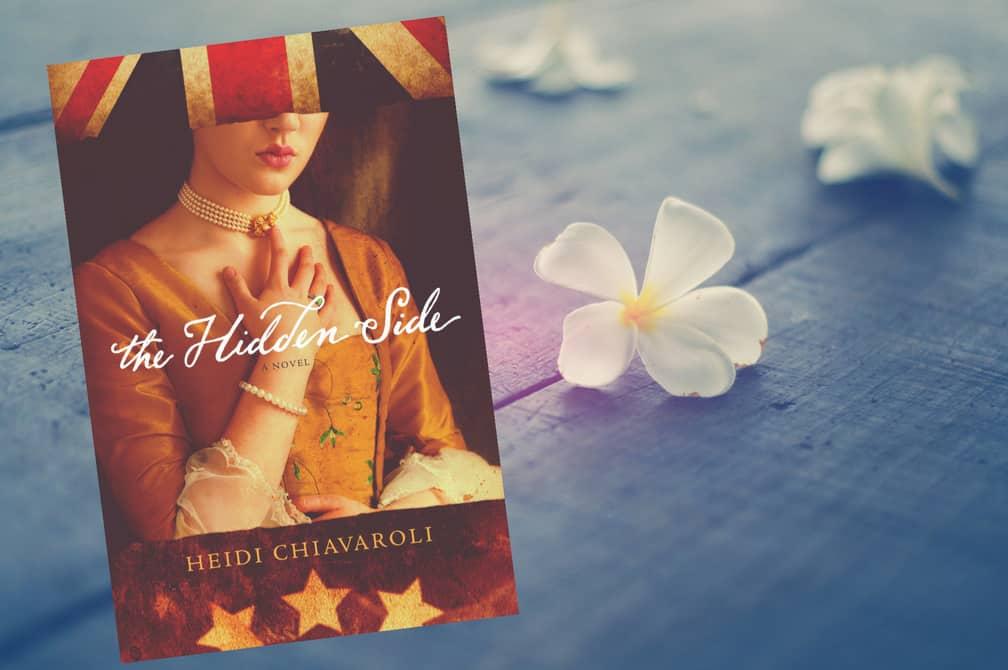 The Hidden Side by Heidi Chiavaroli Giveaway