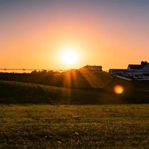 Amish-Farm