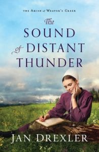 he Sound of Distant Thunder by Jan Drexler