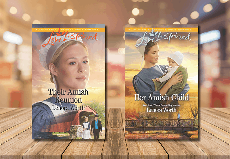 Why I Started Writing Amish Books