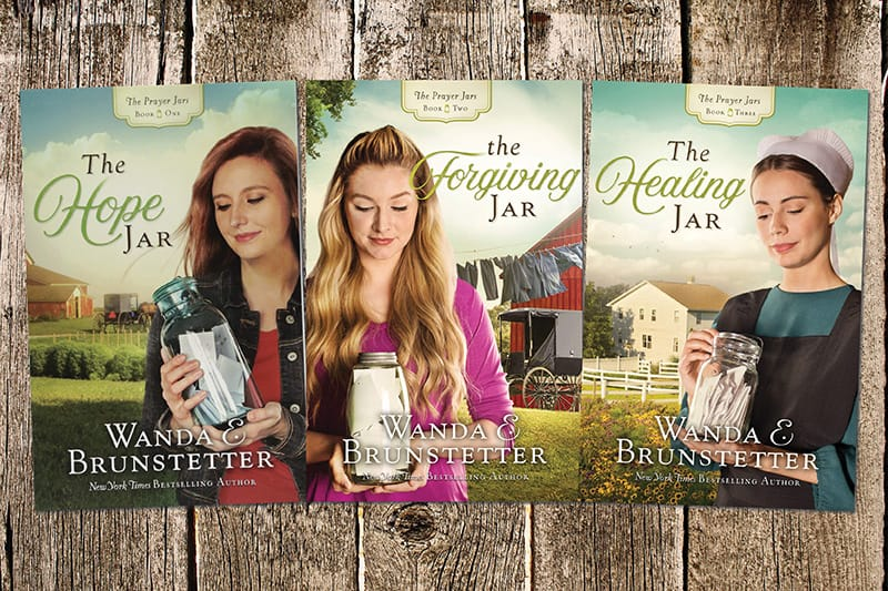 Interview and Giveaway with Wanda Brunstetter