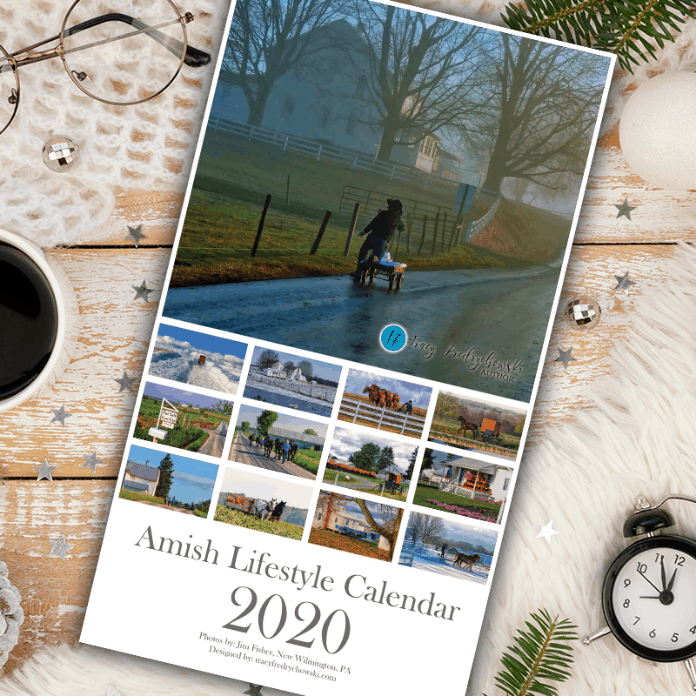 Amish Lifestyle Calendar
