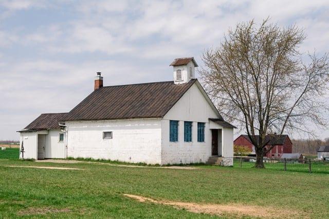 AmishSchoolHouse